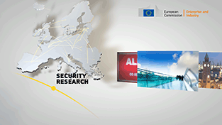 MILIPOL 2014 COMMISSION EUROPEENNE STUFFMOVIE
